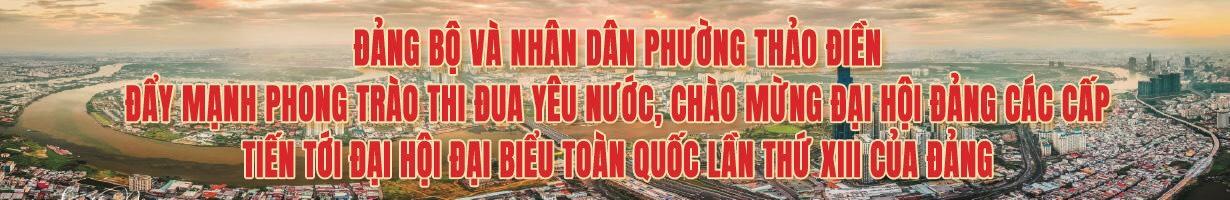 Website UBND Phường Thảo Điền